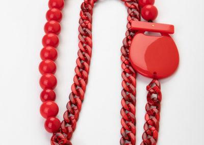 Double Locker Red 2020